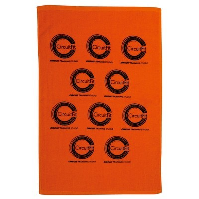 Lightweight Sports Towel - (printed with 4 colour(s))  (SPT-09_QZ)