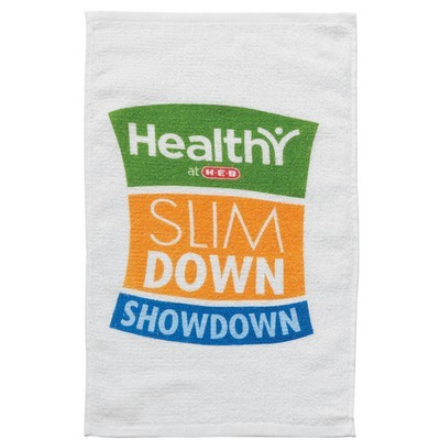 Promo Weight Terry Event Towel - (printed with 1 colour(s))  (SPT-20_QZ)