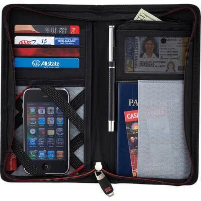 Elleven JetSetter Travel Wallet