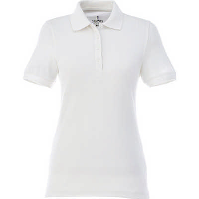 BELMONT Short Sleeve Polo - Womens