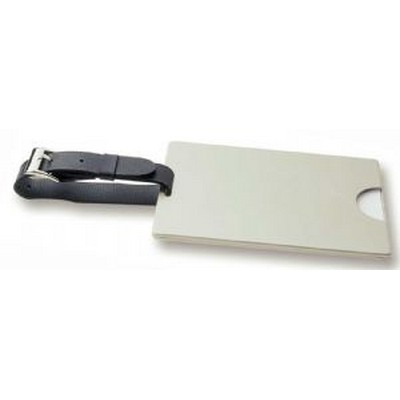 Covered Luggage Tag - (printed with 1 colour(s)) 8815SL_RNG_DEC