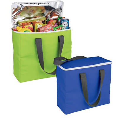 Arctic Zone Foldable Insulated Shopping Tote