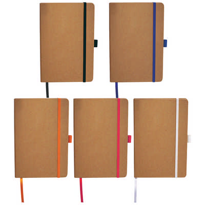 Eco Colour Bound JournalBook