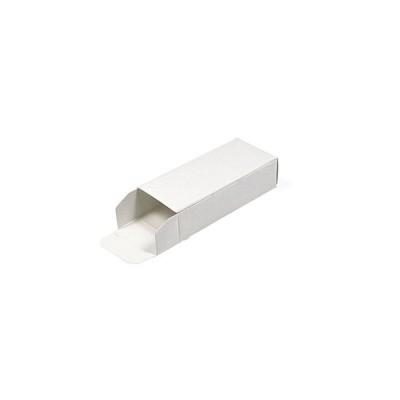 Flash Drive White Tuck Box (20 Day)