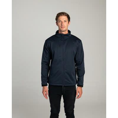 Mens Softshell Navy Jacket