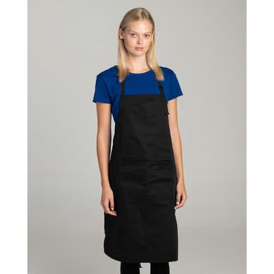 OC Chef Waiters Black Apron