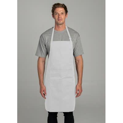 OC Chef Waiters White Apron