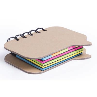 Sticky Notepad Lazza  (M5668_ORSO)