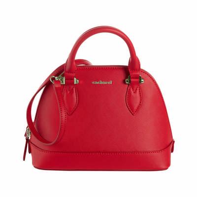 Cacharel Bowling bag small Hortense Bright Red