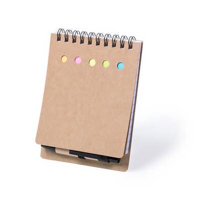 Sticky Notepad Diser  (M5670_ORSO)