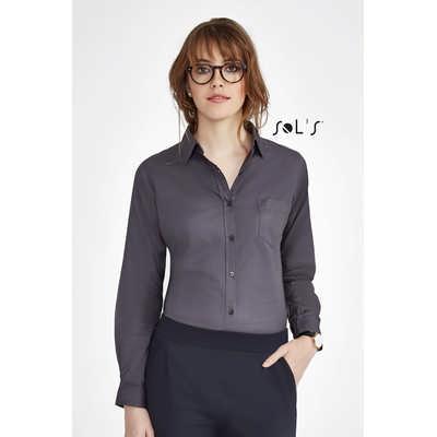 Business Womens - Long Sleeve Shirt
