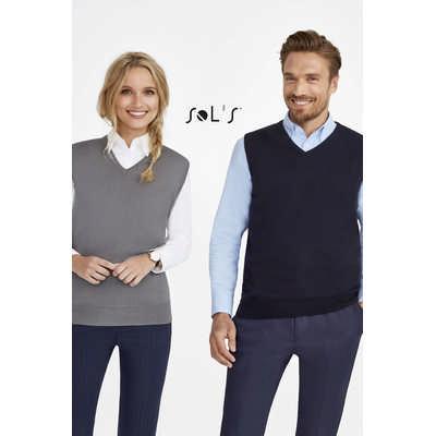 Gentlemen Unisex Sleeveless Sweater