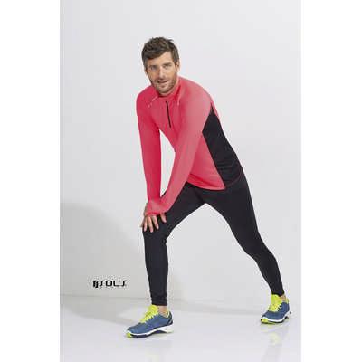 Berlin Mens - Long Sleeve Running T-Shirt