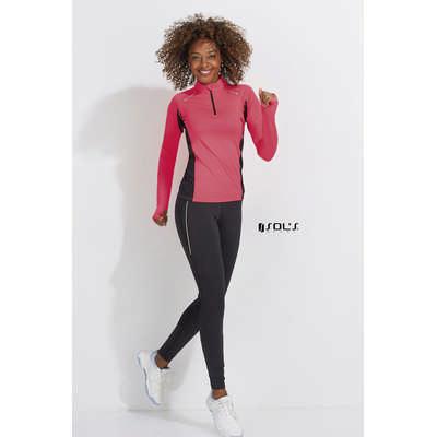 Berlin Womens - Long Sleeve Running T-Shirt