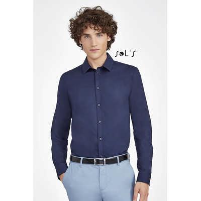 Blake Mens - Long Sleeve Stretch Shirt