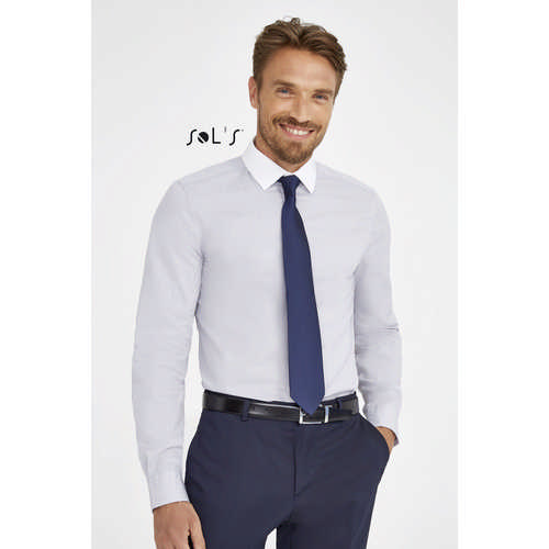 Belmont Mens - Long Sleeve End-To-End Shirt