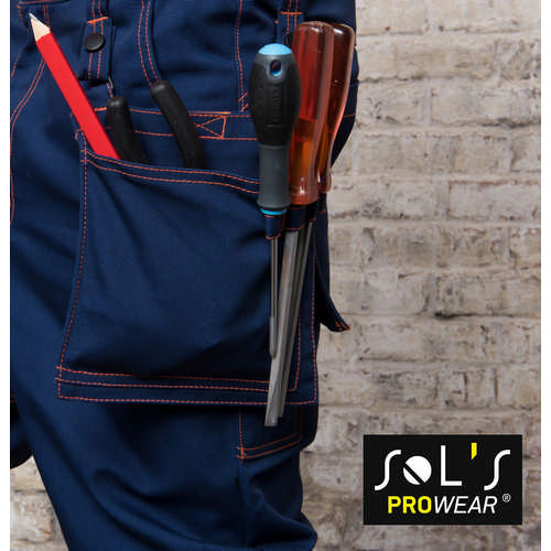 BLOCK PRO WORKWEAR REMOVABLE POCKET