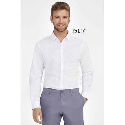 Becker Mens - Polka-Dot Shirt
