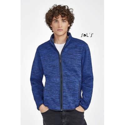 Turbo Knitted Fleece Jacket