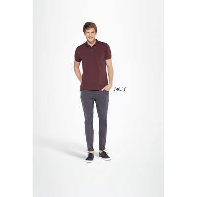 Brandy Mens - Polka-Dot Polo Shirt