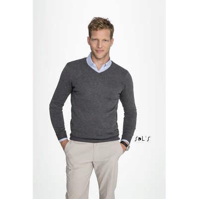 Glory Mens V-Neck Sweater