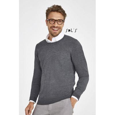 Ginger Mens - Round Neck Sweater