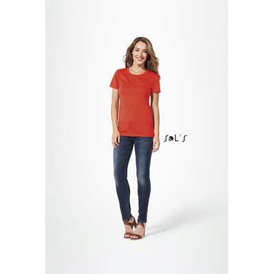 Murphy Womens Round-Neck T-Shirt