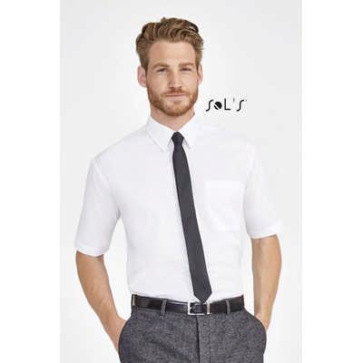 Berkeley Short Sleeve Poplin Mens Shirt