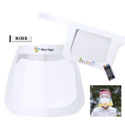 Kids Face Shield Binky