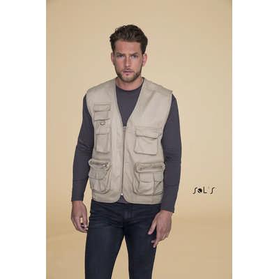 Wild Multipocket Reporter Jacket
