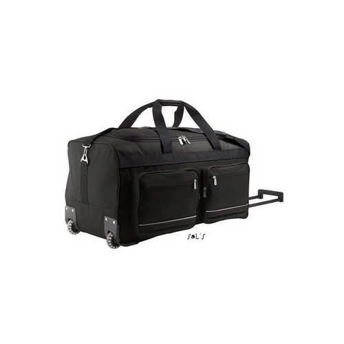 Voyager 600D Polyester Luxury Travel Bag - Casters