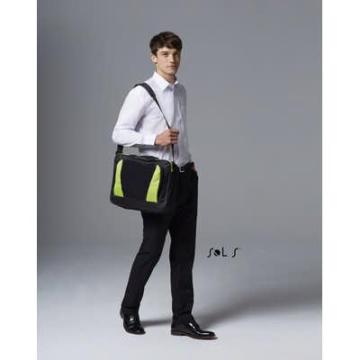 Cambridge 600D Polyester Briefcase