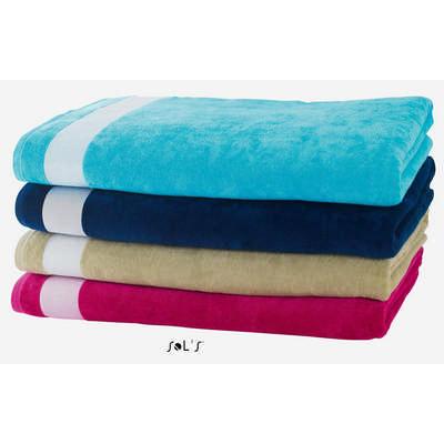 Lagoon Beach Towel