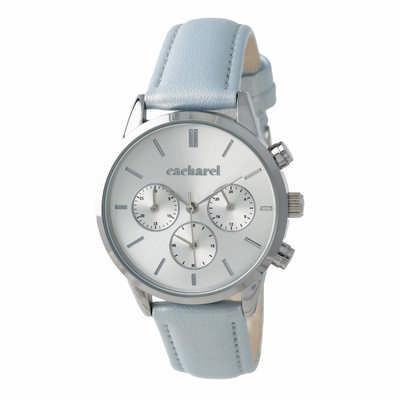 Cacharel Chronograph Madeleine Light Blue