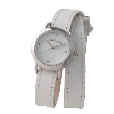 Cacharel Watch Blossom Blanc