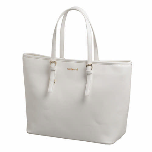 Cacharel Shopping Bag Bagatelle Blanc