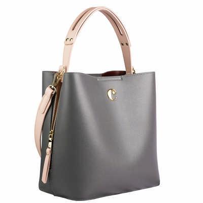 Cacharel Bucket Bag Garance Taupe