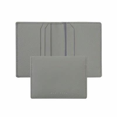 Hugo Boss Card Holder Storyline Light Grey