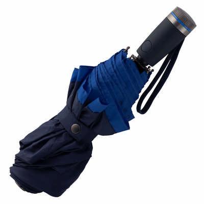 Hugo Boss Pocket Umbrella Gear Blue