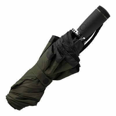 Hugo Boss Pocket Umbrella Gear Khaki