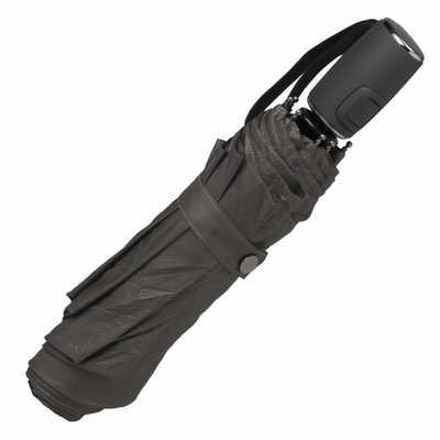 Hugo Boss Umbrella New Loop Dark Grey Pocket
