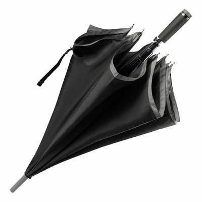 Hugo Boss Umbrella Gear Black