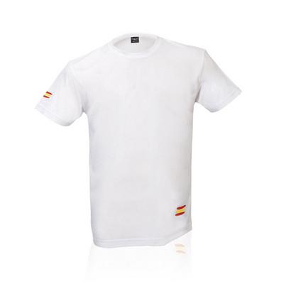 Adult T-Shirt Tecnic Bandera