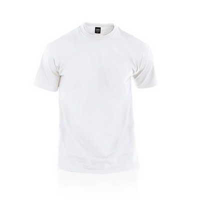 Adult White T-Shirt Premium
