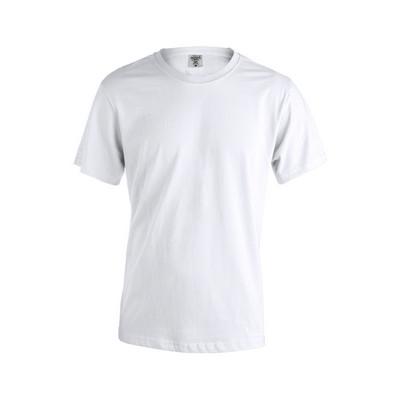 "Adult White T-Shirt ""Keya"" Mc130"