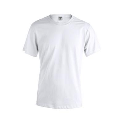 "Adult White T-Shirt ""Keya"" Mc150"