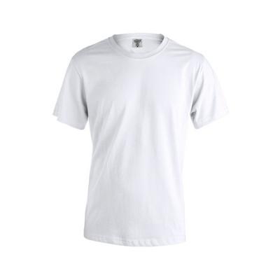 "Adult White T-Shirt ""Keya"" Mc180"