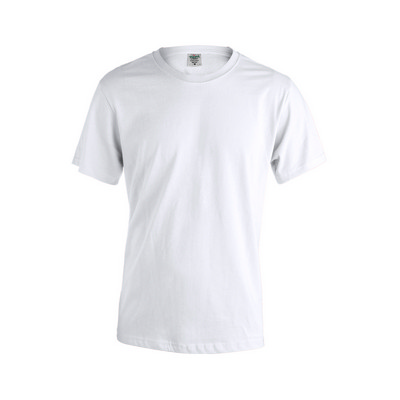"Adult White T-Shirt ""Keya"" Mc180-Oe"