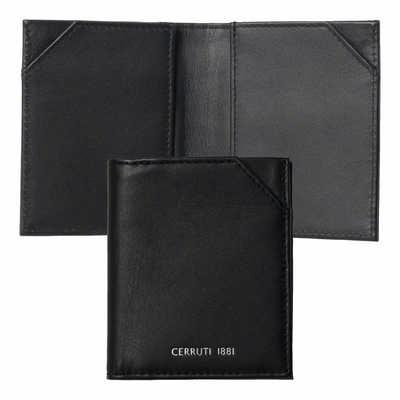 Cerruti 1881 Card Holder Zoom Black