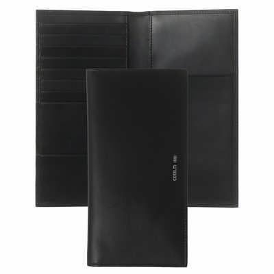 Cerruti 1881 Travel Wallet Zoom Black
